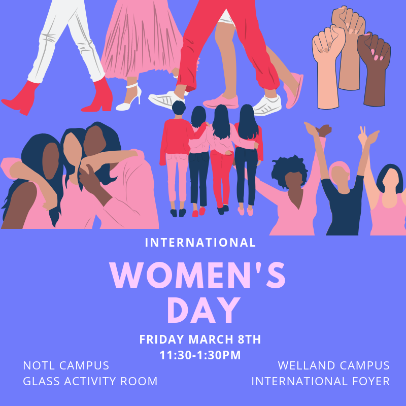 31e74e3d03b Join us tomorrow - Friday March 8th - to celebrate and empower yourself and  others! INTERNATIONAL WOMEN'S DAY